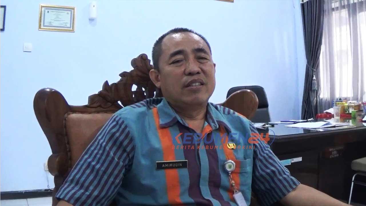 Kepala Dinas Pendidikan Kebumen Amirruddin